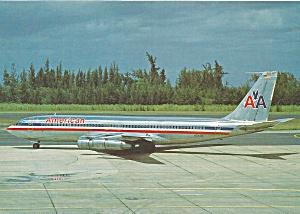American Airlines 707-323C N8406 cs8777 (Image1)