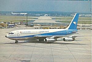 Ariana Afghan 720 YA-HBA Jetliner  cs8803 (Image1)
