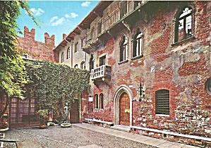 Verona Italy Juliet s House cs8822 (Image1)