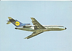 Lufthansa 727 in Flight cs8828 (Image1)
