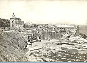Fife Scotland St Andrews s  Castle Postcard cs8841 (Image1)