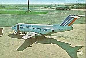 Air France  Fokker F-28  cs8856 (Image1)