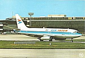 Air Inter Mercure 100 Jetliner cs8865 (Image1)