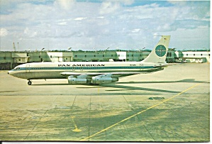 Pan American 707-121B N712PA at Miami Airport cs8871 (Image1)