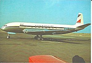 U A T Aeromaritime D H Comet 1A F-BGSB at Paris Le Bourget cs8879 (Image1)