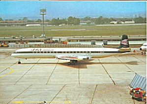 BEA Airtours D H Comet 4B G-ARCP Paris Le Bourget cs8880 (Image1)