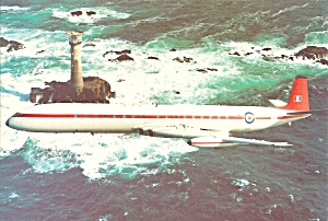 A and A E E  D H Comet 4B in Flight cs8881 (Image1)