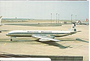 Aerolineas Argentinas D H Comet 4 LV-AHS cs8882 (Image1)