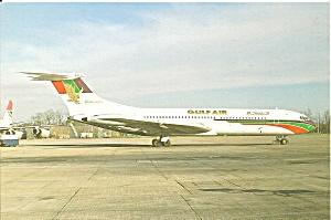 Gulf Air Vickers VC 10 1101 A40-VL cs8884 (Image1)