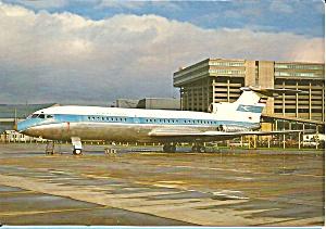 Kuwait Airways D H Trident 9K-ACH cs8885 (Image1)