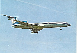 MALEVE TU-154B-2 Jetliner in Flight cs8900 (Image1)