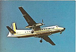 Brit Air Fokker F-27-500 Propliner Cs8903