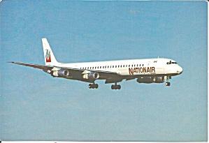 Nationair Canada DC-8 Jetliner cs8904 (Image1)