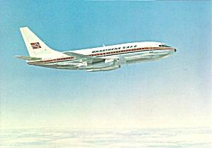 Braathens  SAFE  737-205 Jetliner in Flight cs8924 (Image1)