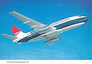 British Airways Super 737 in Climbing Flight cs8926 (Image1)