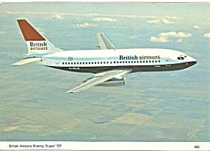 British Airways Super 737 in Level Flight cs8927 (Image1)