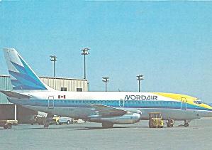 NORDAIR 737-242C Jetliner on Ramp cs8928 (Image1)