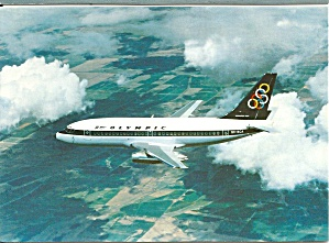 Olympic Airways 737 in Flight cs8929 (Image1)