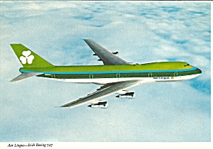 Aer Lingus 747 EI-ABF in Flight cs8948 (Image1)