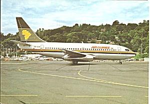 Air Guinee 737-2R6C 3X-GCB at Boeing Field cs8952 (Image1)