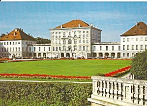 Munich, Germany Nymphnburg Castle Postcard cs8963 (Image1)