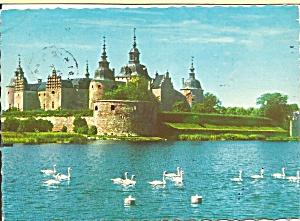 Kalmar Sweden Kalmar Castle Postcard cs8985 (Image1)