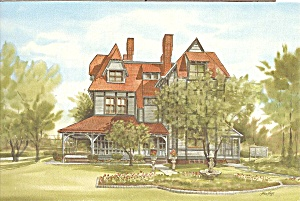 Cape May New Jersey  The Physick Estate cs8988 (Image1)