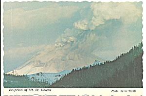 Mt Saint Helens Washington Erupting cs9021 (Image1)