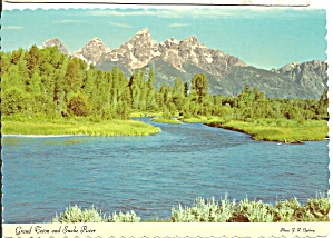 Grand Teton National Park Wyoming Grand Teton cs9057 (Image1)