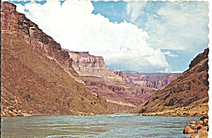 Grand Canyon National Park Fred Harvey Postcard Cs9058