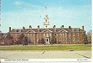 Dover Delaware Legislative Hall (Image1)