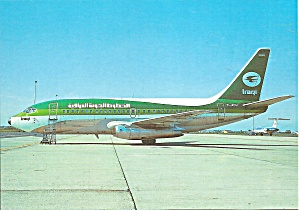 Iraqi Airways, 737-270c Cs9096