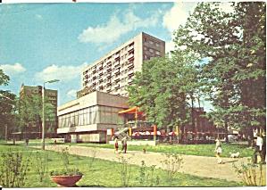 Lodz Poland Fragment alei Tadeusza Koscinszki cs9142 (Image1)