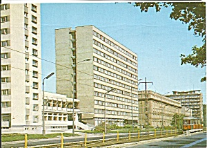 Lodz Poland Avenue Politechniki cs9144 (Image1)