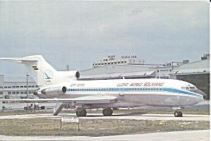 LAB Lloyd Aereo Boliviano  727-171C CP-1070 cs9171 (Image1)