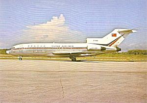 China Airlines 727-109C B-1822 cs9172 (Image1)