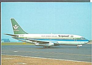 Saudi Arabian Airlines 737-268 cs9173 (Image1)