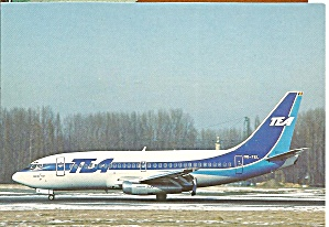Trans European Airways 737-2M8  cs9180 (Image1)