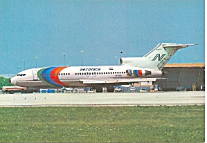 Aeronica 727-25 Yn-bxw At Miami Cs9181