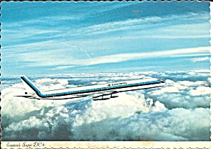 Eastern Airlines Dc-8 Jet Liner Cs9198