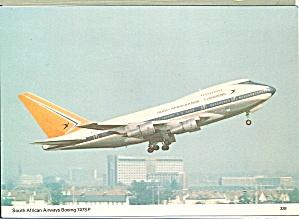 South African Airways 747SP cs9207 (Image1)