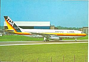 TDA Domestic Airbus A300-B2 F-WZEQ cs9218 (Image1)