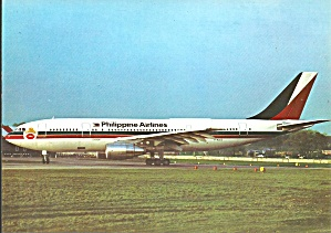 Philippine Airlines Airbus A300B-4-203 F-WZEO cs9224 (Image1)