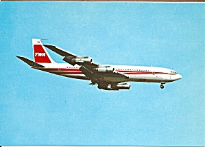 TWA  707 on Final cs9226 (Image1)