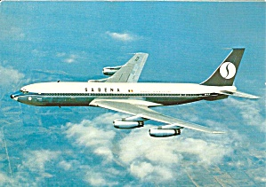 Sabena 707 Jetliner cs9232 (Image1)