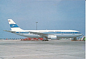 Kuwait Airways Airbus 310 Jetliner cs9233 (Image1)