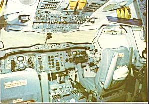 Aerocondor Columbia Cockpit View of Airbus A300 cs9248 (Image1)