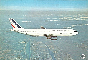 Air France Airbus A300-B2  cs9249 (Image1)