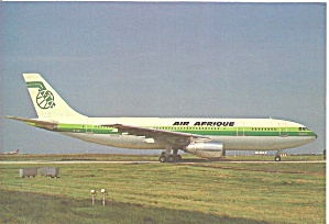 Air Afrique Airbus A300 B4 TU-TAO cs9250 (Image1)