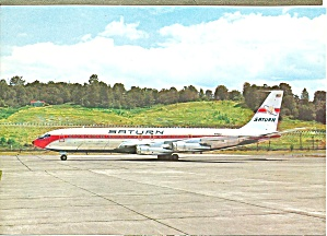 Saturn Airways 707-379c N763u Cs9256